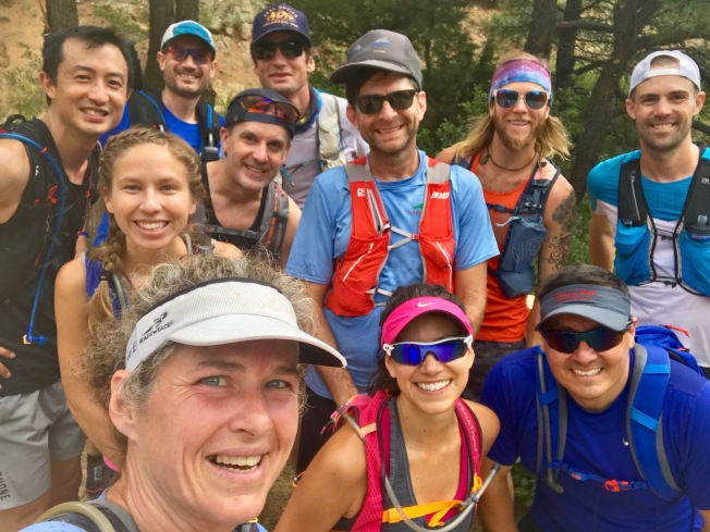 The 'Run Mindful' retreat that put my feet and heart on a different path... (And one hell of an epic selfie.)